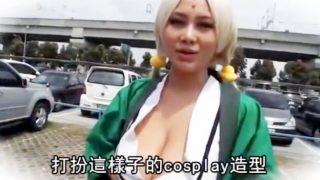 台湾のI乳グラドル・馬友蓉のコスプレからこぼれる爆乳がヤベェ こんな乳にパイズリされたい!